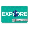 Disney Collectible Gift Card - Experience - Explore - Donald Duck