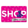 Disney Collectible Gift Card - Experience - Shop - Minnie Mouse