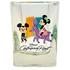 Disney World Shot Glass - Contemporary Resort - Retro Logo
