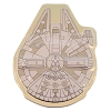 Disney Candy Co. - Peppermint Flavored Mints - Star Wars - Millennium Falcon