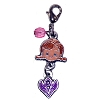 Disney Dangle Charm - Charmed In The Park  -  Cuties - Anna