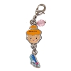 Disney Dangle Charm - Charmed In The Park  -  Cuties - Cinderella