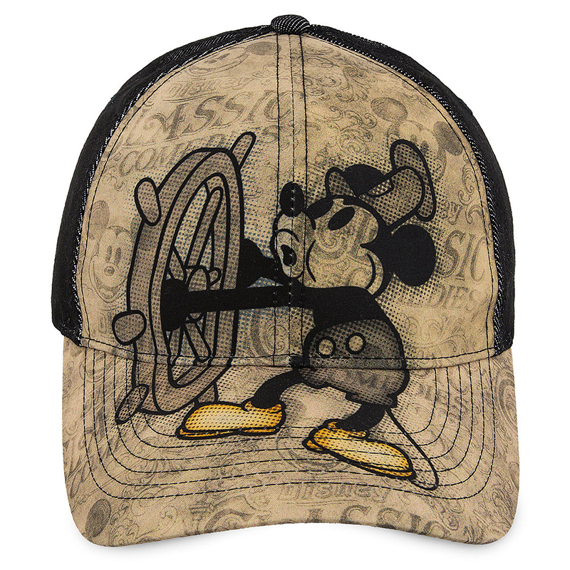 Add to My Lists. Disney Baseball Cap - Steamboat Willie - Adult beac845587b
