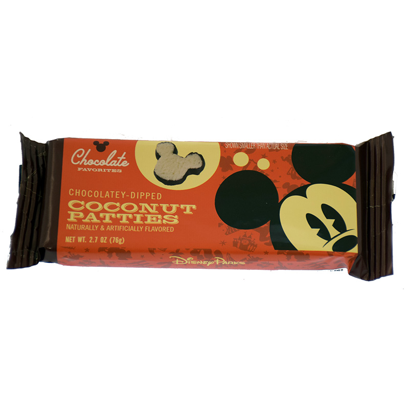Disney Goofy Candy Co. - Mickey Chocolate Dipped Coconut Patties