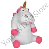 Universal Backpack - Despicable Me Unicorn Plush with Nylon Straps