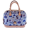Disney Dooney & Bourke Bag - Disneyland 1/2 Marathon - Satchel