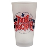 Disney Tumbler Glass - Epcot World Showcase Norway Troll Tracker
