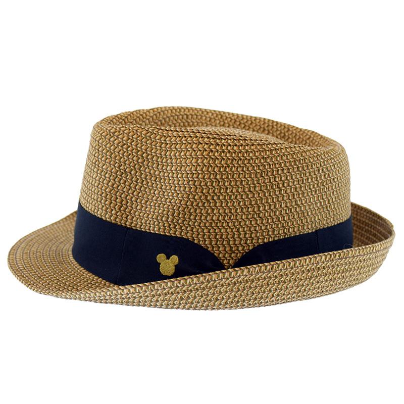 Add to My Lists. Disney Fedora Hat - Mickey Icon - Black Band 26aeb443ce9