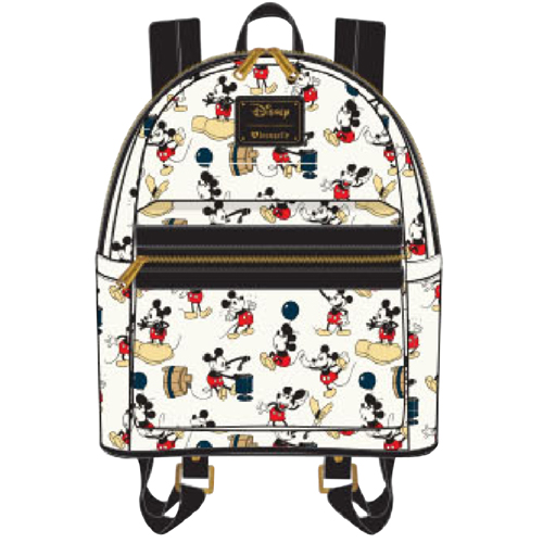 ac3dd36823 Add to My Lists. Disney Loungefly Mini Faux Leather Backpack - Mickey Mouse