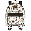 Disney Loungefly Mini Faux Leather Backpack - Mickey Mouse