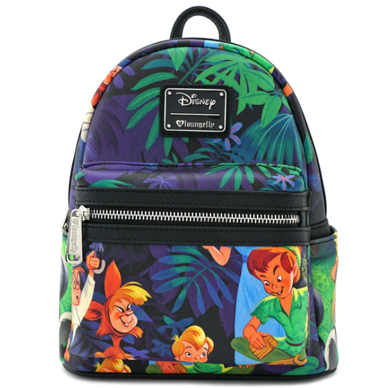 Add to My Lists. Disney Faux Leather Mini Backpack by Loungefly - Peter Pan