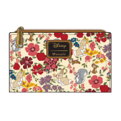 Disney Bifold Wallet by Loungefly -Snow White's Forest Friends