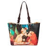 Disney Dooney & Bourke Bag - Lady and the Tramp - Shopper Tote