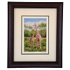 Disney Larry Dotson Print - Disney's Animal Kingdom - Framed