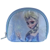 Disney Cosmetic - FROZEN - Elsa - Round Top Cosmetic Bag LE