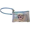 Disney Cosmetic - FROZEN - Elsa - Organizer Bag Wristlet Clutch LE