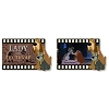 Disney Animation Celebration Pin - Lady and the Tramp Filmstrip - Lenticular