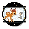 Disney Animation Celebration Pin - Animation Disc Mini Jumbo - Bambi