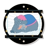 Disney Animation Celebration Pin - Animation Disc Mini Jumbo - Dumbo