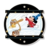 Disney Animation Celebration Pin - Animation Disc Mini Jumbo - Fantasia