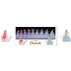 Disney Animation Celebration Pin - Cinderella 2 Pin Set 7 Litho