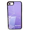 Disney Customized Phone Case - Magic Kingdom Purple Wall