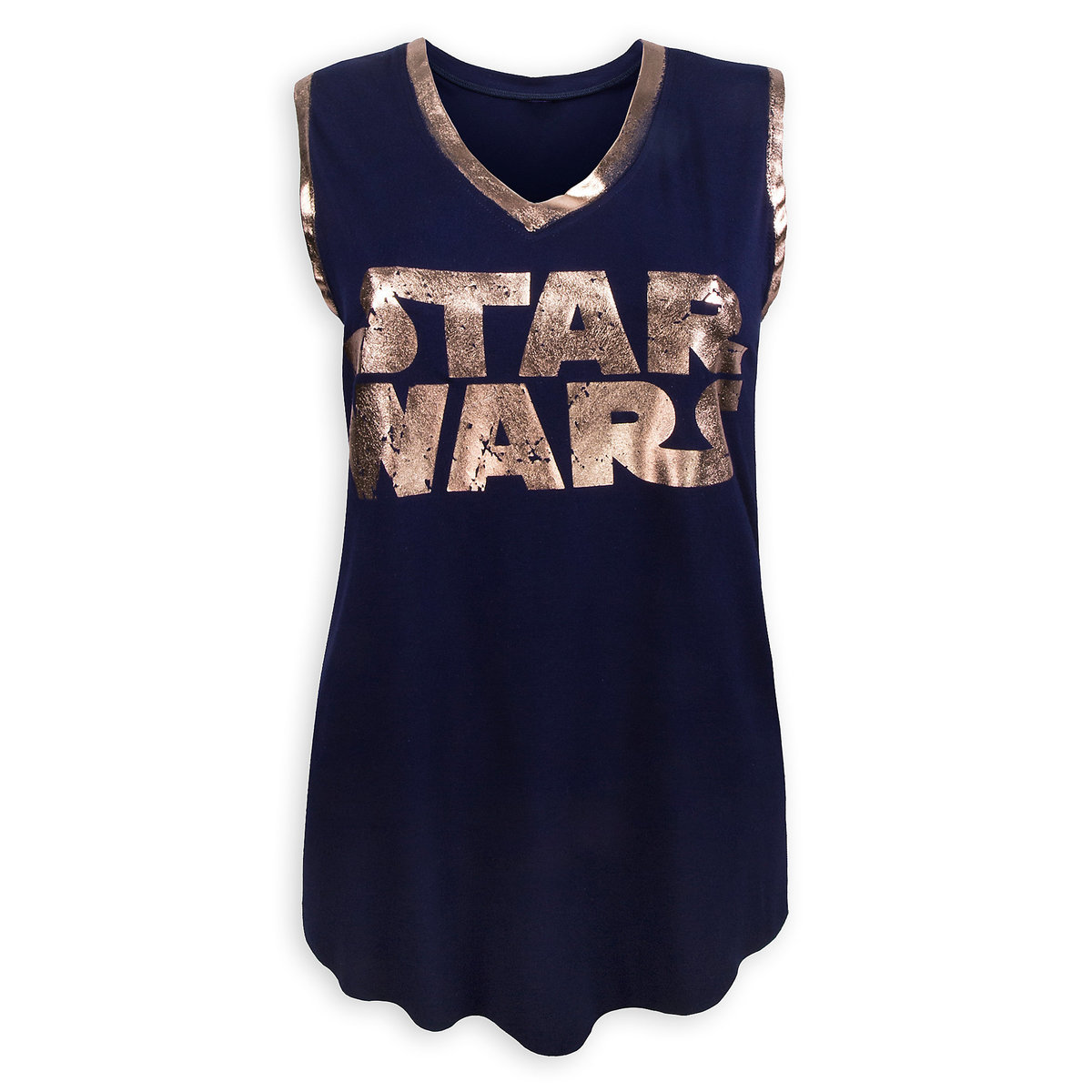 Disney Women's Shirt - Star Wars Tank Top