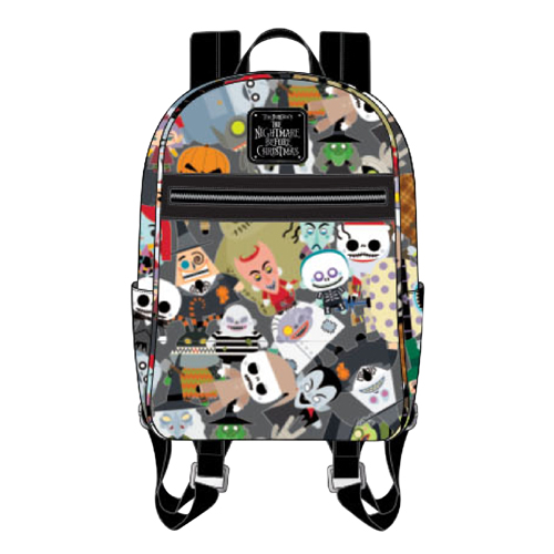 a01786856fc Add to My Lists. Disney Mini-backpack by Loungefly - Nightmare Character  Cuties