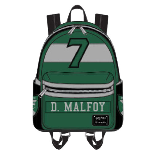 Universal Mini Backpack - Loungefly x Harry Potter - Draco Malfoy Quidditch