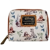 Disney Zip Around Wallet by Loungefly - Lady and the Tramp