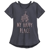 Disney Women's Shirt - Fantasyland Castle T-Shirt - My Happy Place