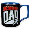 Disney Coffee Cup Mug - Incredible Dad - Mr. Incredible
