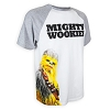 Disney Men's Shirt - Star Wars - Chewbacca Mighty Wookiee