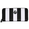Disney Loungefly Wallet - Nightmare Before Christmas Stripes