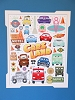 Disney Artist Print - Cutest Little Town in Carburetor County by Jerrod Maruyama