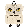 Universal Faux Leather Mini Backpack by Loungefly - Harry Potter Hedwig