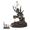 Disney Department 56 - Nightmare Treehouse with Lock, Shock and Barrel