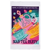 Disney Dish Towel - Mad Tea Party by Dave Perillo