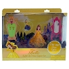 Disney Play Set - Light-Up Dress Figure Set - Belle