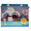Disney Play Set - Light-Up Dress Figure Set - Elsa