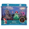 Disney Play Set - Light-Up Dress Figure Set - Ariel