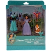 Disney Play Set - Dress Up Figure Set - Jasmine