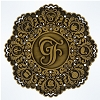 Disney Grand Floridian Pin - Grand Floridian Filigree Pin
