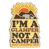 Disney Pin - Disney's Wilderness Lodge I'm a Glamper