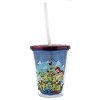 Disney Thermal Tumbler with Straw - Toy Story Land