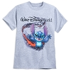 Disney Child Shirt - Stitch Burst Out