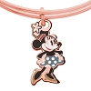 Disney Alex and Ani Bracelet - Minnie Mouse - Rose Gold