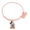 Disney Alex & Ani Bracelet - Mickey Mouse - Rose