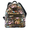 Disney Loungefly Mini Backpack - Park Character Icons - Passholder