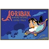 Disney Soda Fountain Pin - Agrabah Postcard - Aladdin